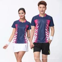Novo design Badminton Jersey