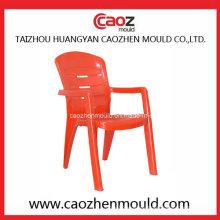 Molde plástico vendedor caliente de la silla con el parte movible trasero tres