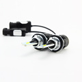 Turbocompressor embutido B6 h1 h3 h4 h7h11bh13h15h11 led bulbo do farol