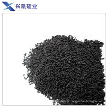 Carvão ativado colunar de carvão para capacidade de adsorção