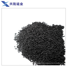 Coal columnar activated carbon for adsorption capacity