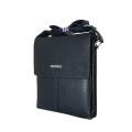 Saco de marca de homens Sling Bag Genuine Leather Messenger Bag Ombro