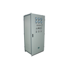 Subestación de la fuente de alimentación de CC Cargador y rectificador de batería