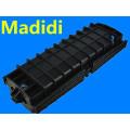 Cierre de unión de cable de fibra óptica - 48 núcleos