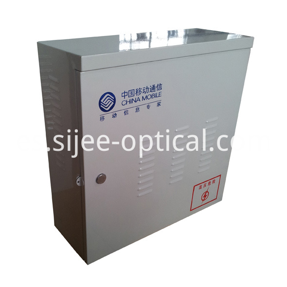 Outdoor Waterproof Fiber Optic Network Box
