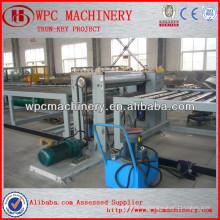 1220 мм тиснильный станок для тиснения MDF
