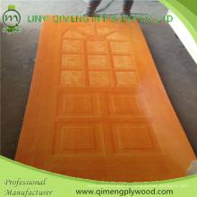 Contreplaqué de haute qualité de porte de papier de polyester de HPL pour l'Indonésie