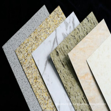 Decorative Stone Marble Aluminum Composite Material Wall Panel