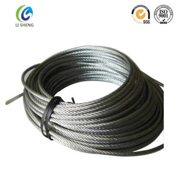6*19 hot dip galvanized wire rope
