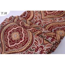Tissu de meubles en chenille de style Dubaï