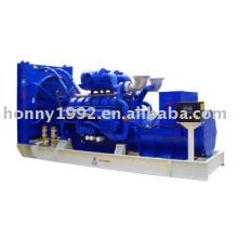 700kW- 2000kW Reino Unido Motor 4006/4008/4012/4016 Series Silent Diesel Generator conjunto