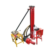 Small Size 30m Electric Portable Rock Drilling Machine