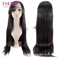 Perucas de cabelo longo brasileiro cabelo humano