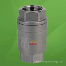 2PC Vertical Check Valve (GAH12W)