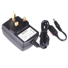 12V 2A Power Adapter with UK Plug Routing Power Supply