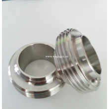 Sanitary Stainless Steel Rjt Fittings Union Male