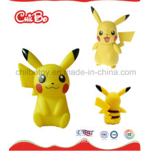 Pikachu Small Plastic Figure Toy (CB-PM023-S)
