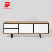 Wooden Led TV Table Furniture Design Pictures
