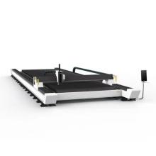 IPG high power laser metal sheet fiber laser cutting machine with big table size