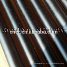 Pólos telescópicos da fibra do carbono de CNER 3k / pólo da limpeza vácuo da calha fornecedor