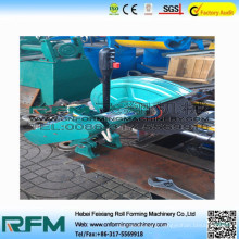 Good quality roller shutter door guide rail cold roll forming machine