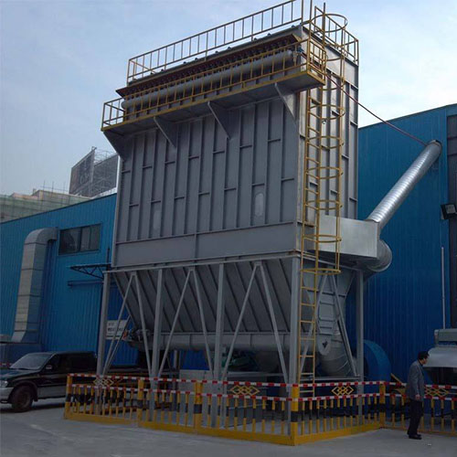 Cement industry dust collector