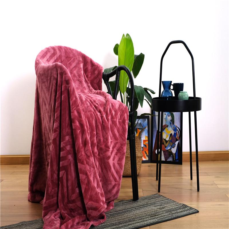Polyester Brushed Blanket
