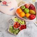 Nouveau type d'assiette à collation pour fruits secs sucrés