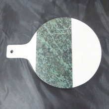 Round Marble Pastry Board