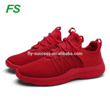 2017 cow suede upper sports running shoes