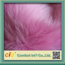 Fake Fur Fabric/Sherpa Fleece Fabric