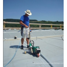 Hot Gas Applied White Tpo Membrane for Flat Roofing