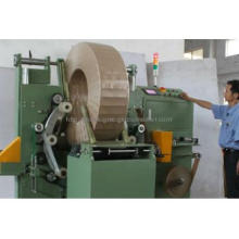 vertical steel coil wrapping machine