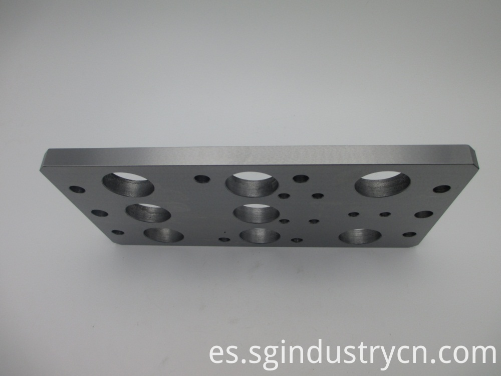 High Quality Aluminum Cnc Milling Part