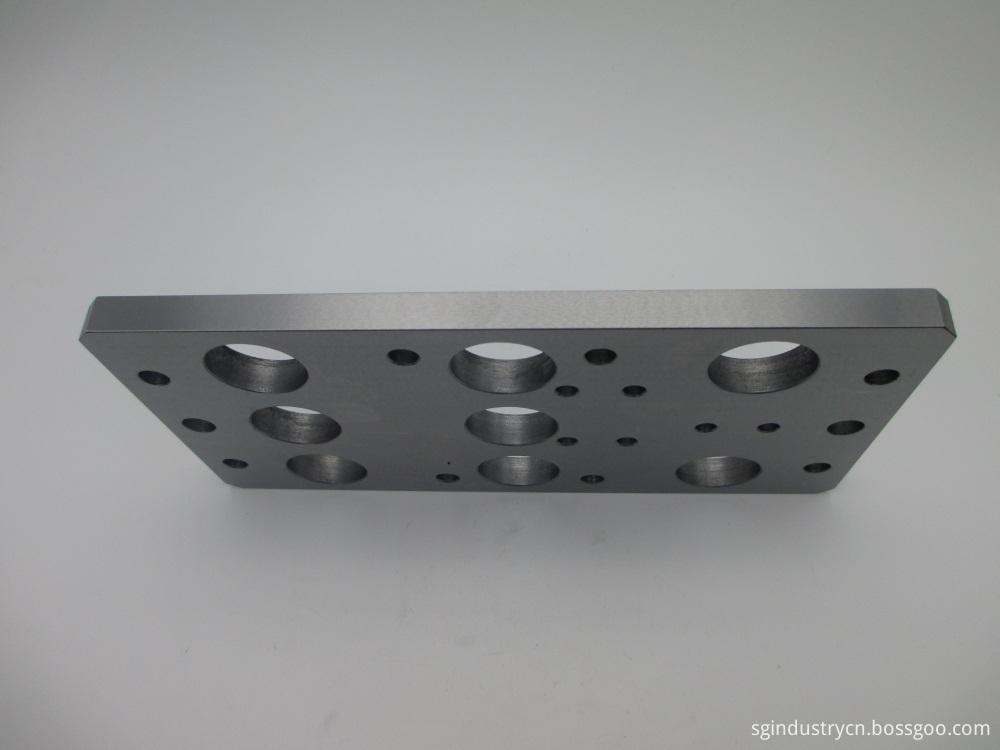 High Quality Aluminum Cnc Milling Part