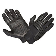 Black Simple Design Acid-resistant Anti-corrosion Gloves