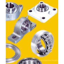 Rolamentos de esferas de inserção de aço inoxidável