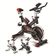 Indoor exercise bike, home gym fitness bicycle
