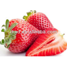 China IQF frozen natural strawberry