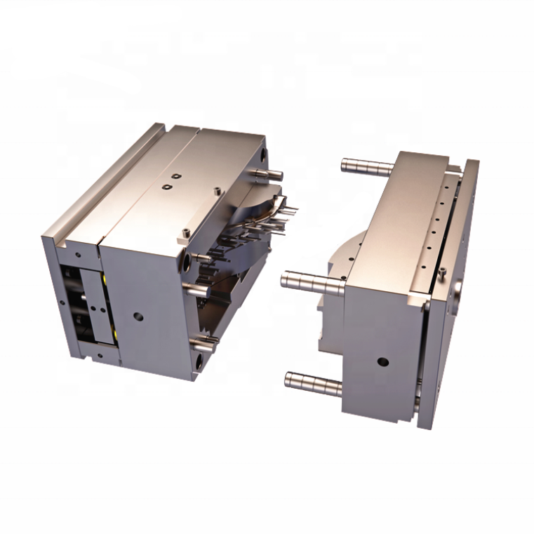Injection mold equipment for parts factory