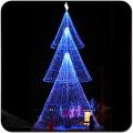 Коммерческие наружные праздничные украшения Большая рождественская елка