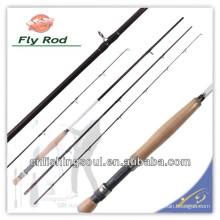 FYR052 Im6 caña de pescar con mosca en blanco de carbono caña de mosca im12 en blanco