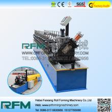 FX acero c canal z canal forma perfil de acero rodillo formando máquina