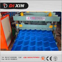 Galvanisiertes Bedachungsblech Glazed Fliesenrollenformmaschine