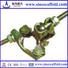 China Fábrica de abrazadera del andamio del acoplador con precio barato y alta calidad