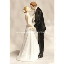 Смешной галстук (инг) узел свадебный торт Топпер смолы фигурка