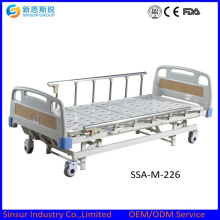 Buy Manual Double Shake/Crank Hospital Medical Beds