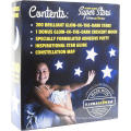 Kids Wall Decals Removable Glow in the Dark Star Stickers