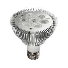 Spot LED haute puissance PAR30 avec lampe 5W / 7W