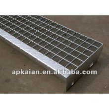 Anping hot dipped galvanized Pressure Welded Steel Grating manufacturer supplier